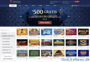 start online casino sofort spielen