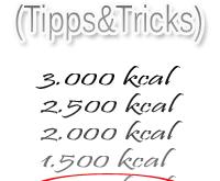 Abnehmen Weniger essen mit diesen Tipps Tricks