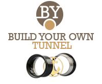 BYO-Ohrtunnel - Tunnelmotiv variieren