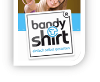 Bandyshirt - T-Shirts guenstig bedrucken lassen
