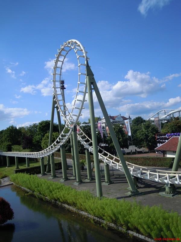 Big Loop Im Heide Park Resort 3 Godlikenewsde