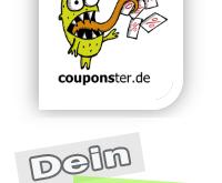 Couponster Dein Sparportal für Gutscheine, Gutscheincodes & Gratis-Artikel