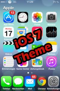 Cydia - iOS 7 Theme - Artikelbild