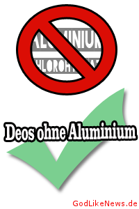 Deos ohne Aluminium (Liste)