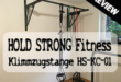 HOLD STRONG Fitness Klimmzugstange HS-KC-01 Review