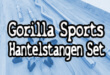 Hantelstangen Set von Gorilla Sports Review