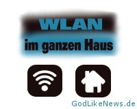 Heimnetzwerk WLAN im ganzen Haus verteilen