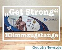 Klimmzugstange Get Strong von Sportastisch Review
