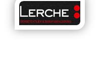 Lerche - Werbetextilien & Berufsbekleidung günstig bedrucken