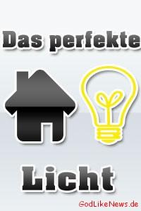 Licht ins Dunkel bringen - Das perfekte Licht für Haus und Garten