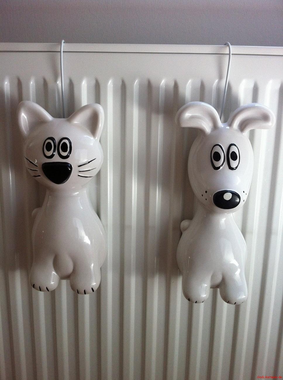 """Luftbefeuchter Set """"Bello und Kitty"""" von Otto – Erfahrungstest ..."""
