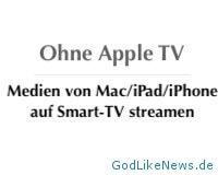 Ipad Auf Tv Streamen Ohne Apple Tv