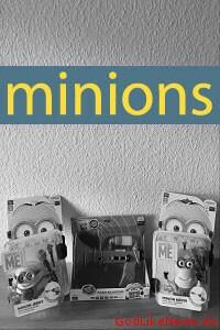 Minions - Spielfiguren Gadgets von Mondo Thinkway Toys (MTW)