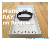 Misfit Ray Schlaf-Fitness-Tracker Review