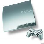 PlayStation 3 Farbe - Satin Silver