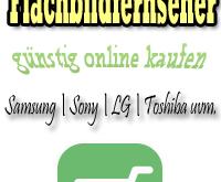 Preisvergleich Flachbildfernseher günstig online kaufen