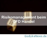 Risikomanagement beim CFD Handel