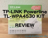 TP-LINK Powerline TL-WPA4530 KIT Review