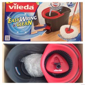 Unboxing - ausgepackt - Vileda EasyWring & Clean Wischsystem