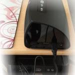 V7 Bluetooth Lautsprecher - Charging