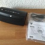V7 Bluetooth Lautsprecher - Lieferumfang