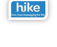 WhatsApp Alternative Hike steht für iPhone, Android & Windows Phone zum kostenlosen Download zur Verfügung