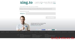 Xing.to Screenshot
