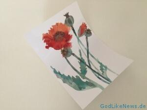 artboxONE Mini Print Floral
