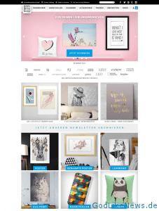 Screenshot artboxONE Website