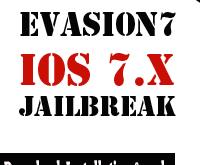 evasi0n 7 Untehered iOS 7 Jailbreak released